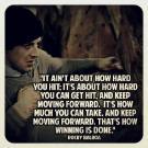 Rocky Balboa - The World Ain't All Sunshine and Rainbows