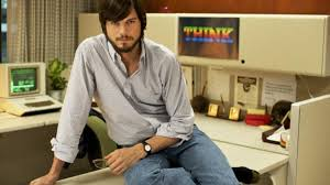 Ashton Kutcher Steve Jobs the movie