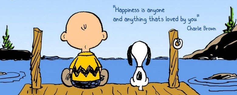"""Happiness is anyone and anything thats loved by you"""""""