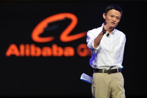 Alibaba Jack Ma