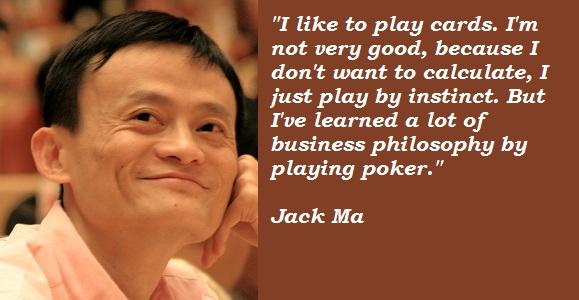Advice From Jack Ma On Life And Entrepreneurship Motivation Mentalist