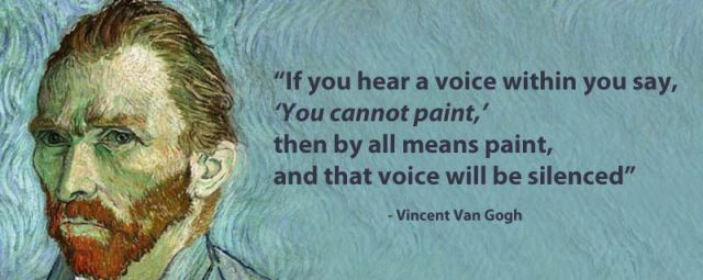 Famous Quotes by Van Gogh