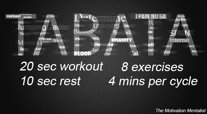 Tabata Workout Featured Image