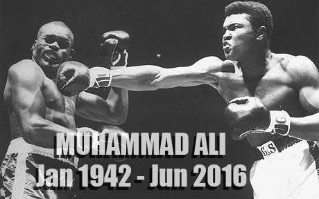 Tribute to Muhammad Ali – Compilation of Ali's BestQuotes