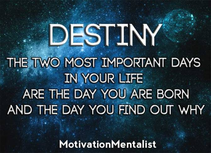 Destiny – Motivational Video