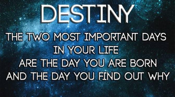 Destiny – Motivational Video