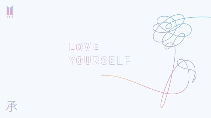 BTS Love Yourself Campaign
